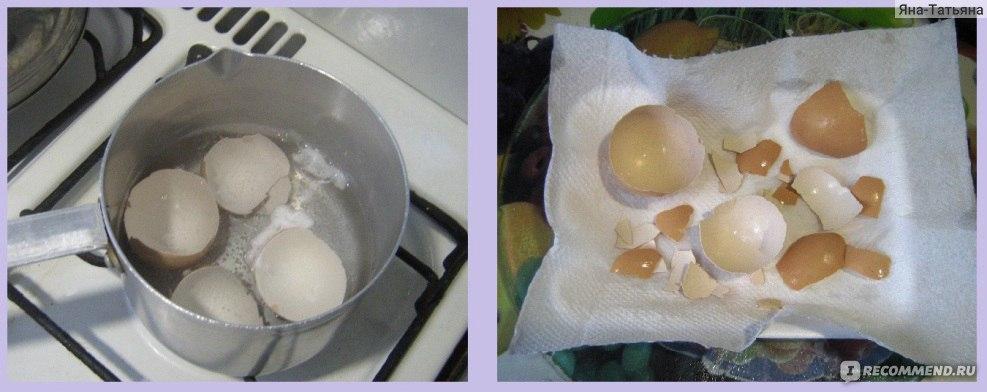 Как принимать яичную скорлупу беременным 60
