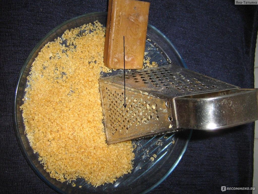 Стиральный порошок из мыла хозяйственного своими руками