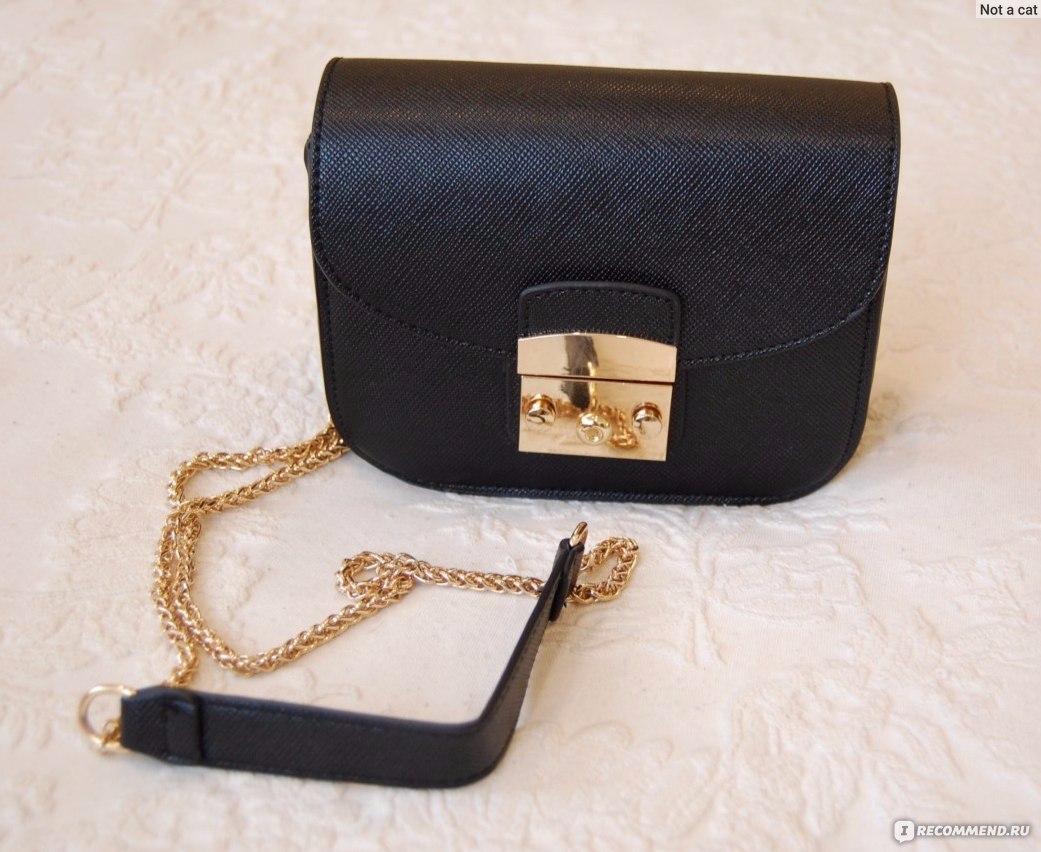 Сумка Aliexpress F Mini Metropolis Bag Women PU Leather Small Messenger  Bags Handbags Women Famous Brands 5df653008af