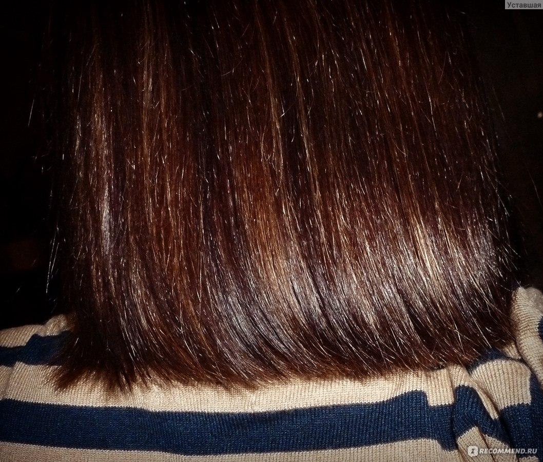 Длинные волосы филировка кончиков