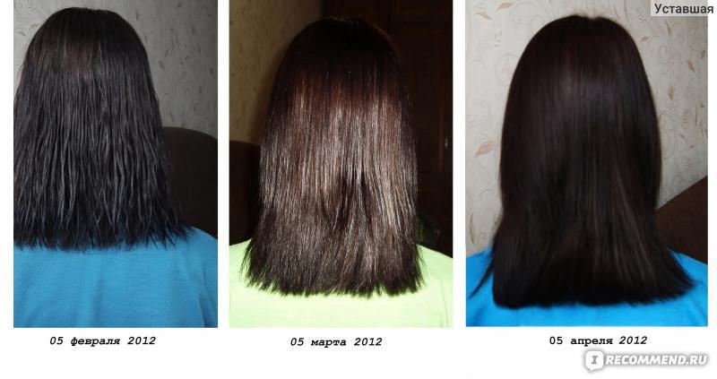 Маска для волос из перцовой настойки