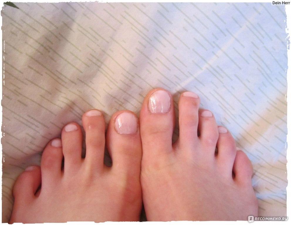 Как привести ногти ног в порядок в домашних условиях