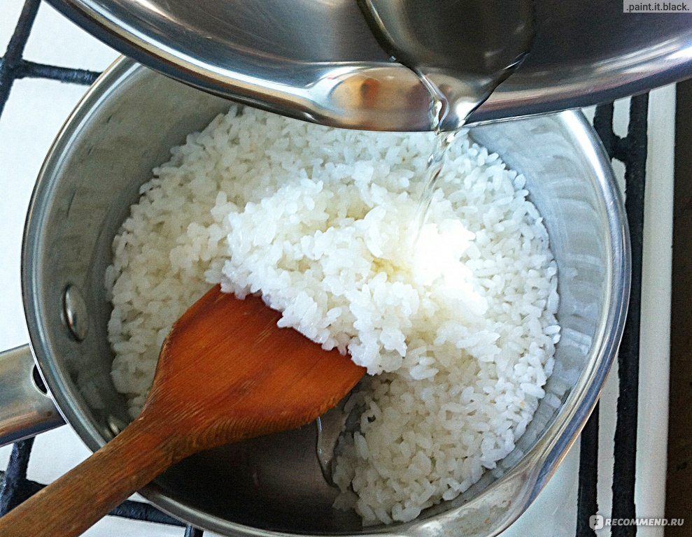 Варить рис роллов домашних условиях