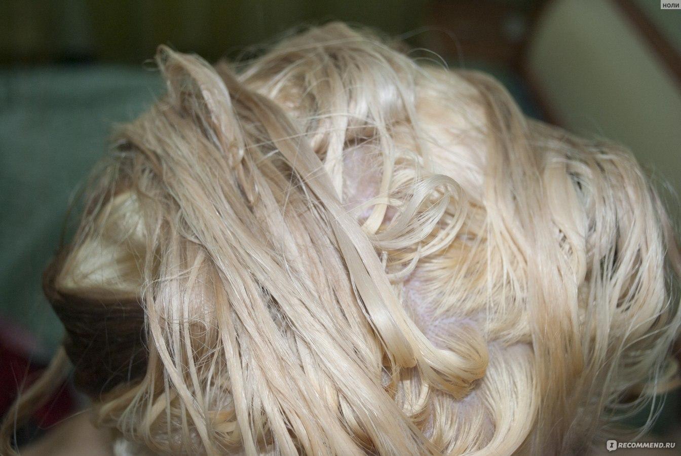 инструкция по блондированию estel