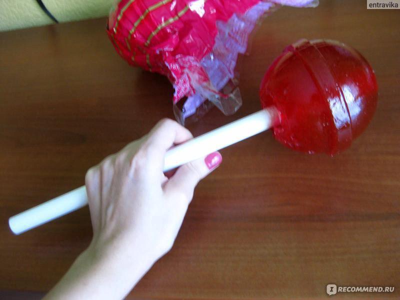 Как сделать чупа чупс для кукол