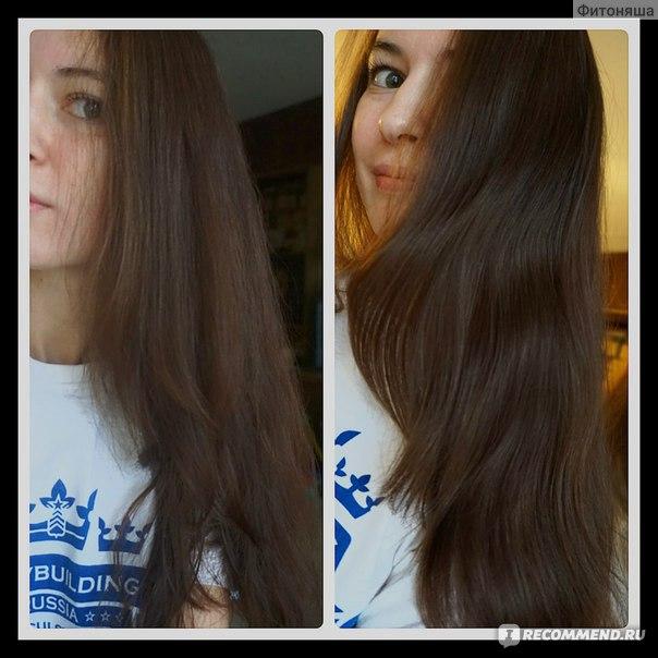 Ламинирование волос себастьян