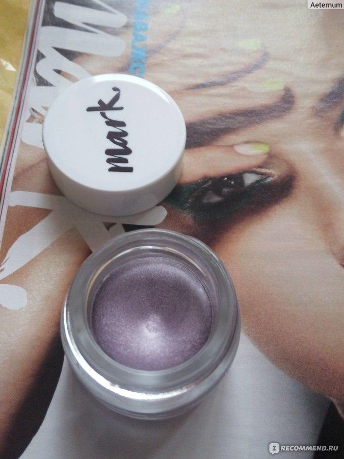 Суперустойчивые тени для век яркость цвета avon mark