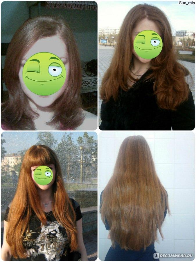 Почему волосы становятся как сосульки