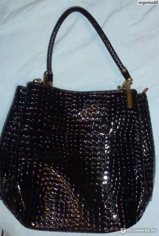 e66b0f204013 Сумка Aliexpress 2015 Alligator Leather Women Handbag Bolsas De Couro  Fashion Famous Brands фото