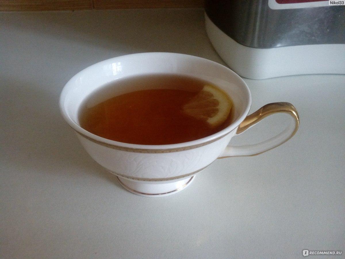 чай с чабрецом в железной банке подарочный