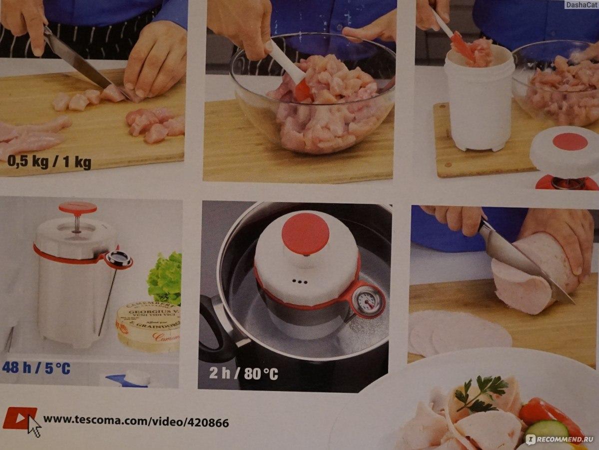 Рецепты для ветчинницы с фото. Как приготовить мясные 80