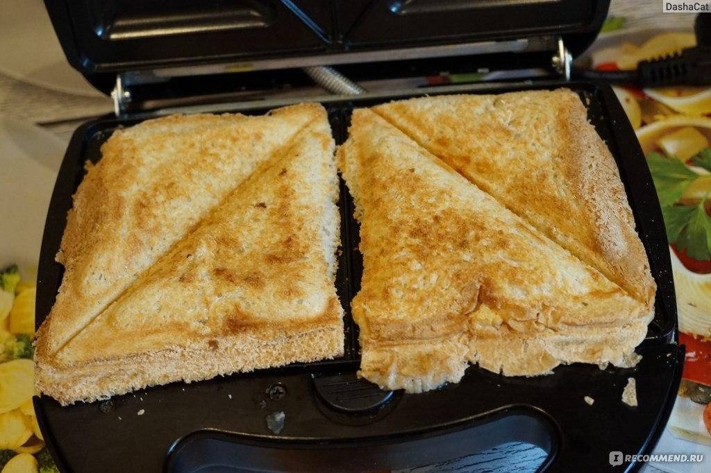 Начинки для сэндвичницы