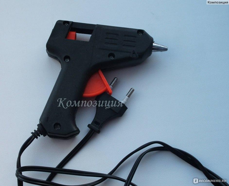 Пистолет клеевой инструкция