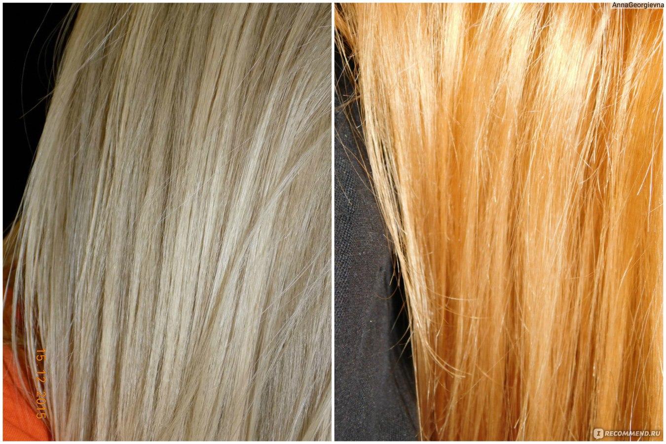 Краска для волос медовый фото