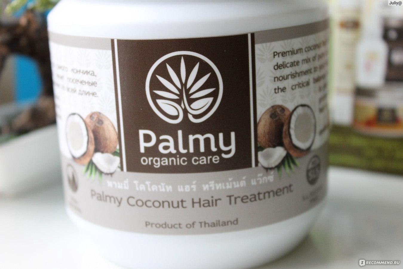 Маски для волос из кокоса для волос