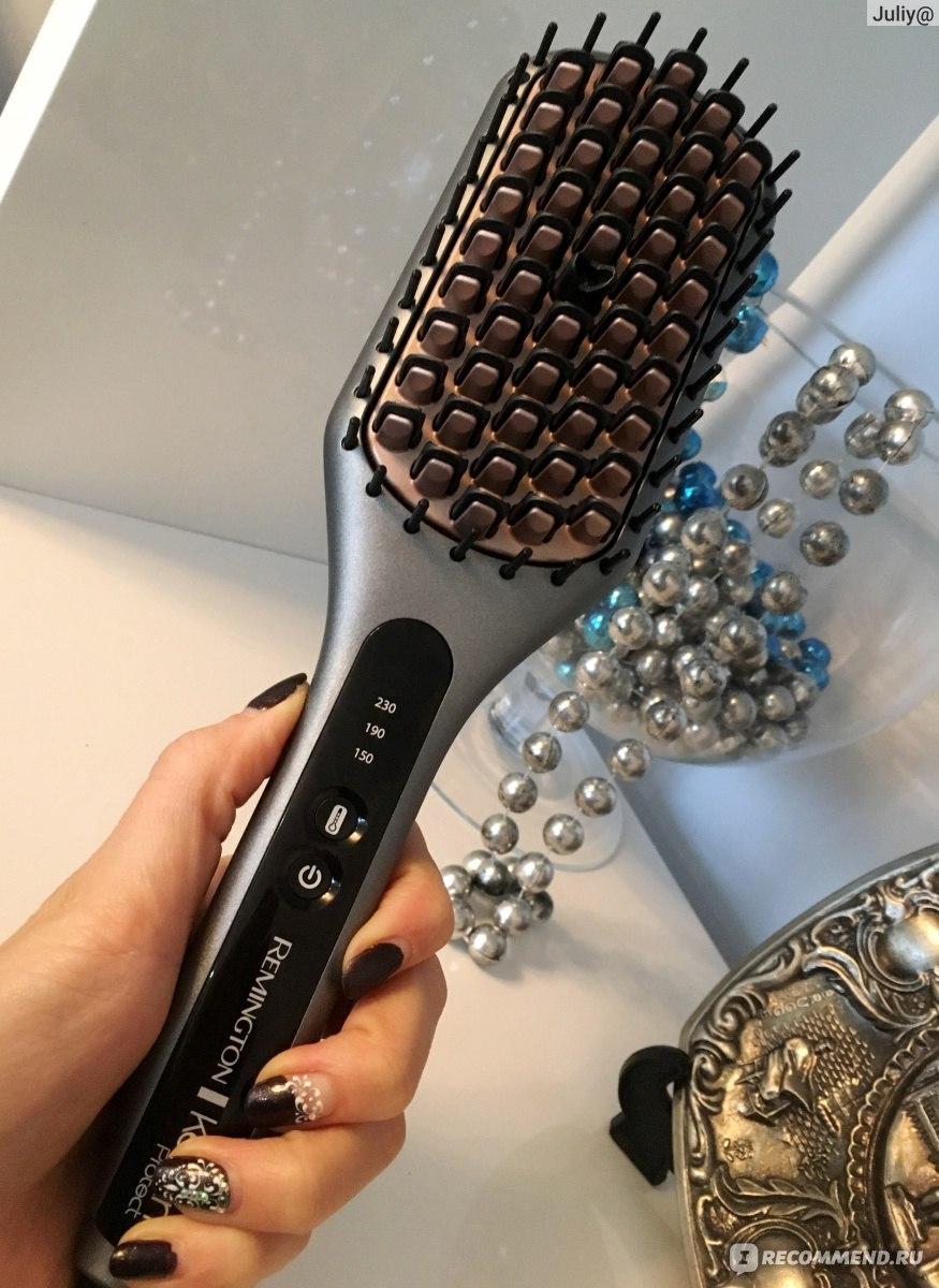 Ремингтон щетка выпрямитель для волос отзывы
