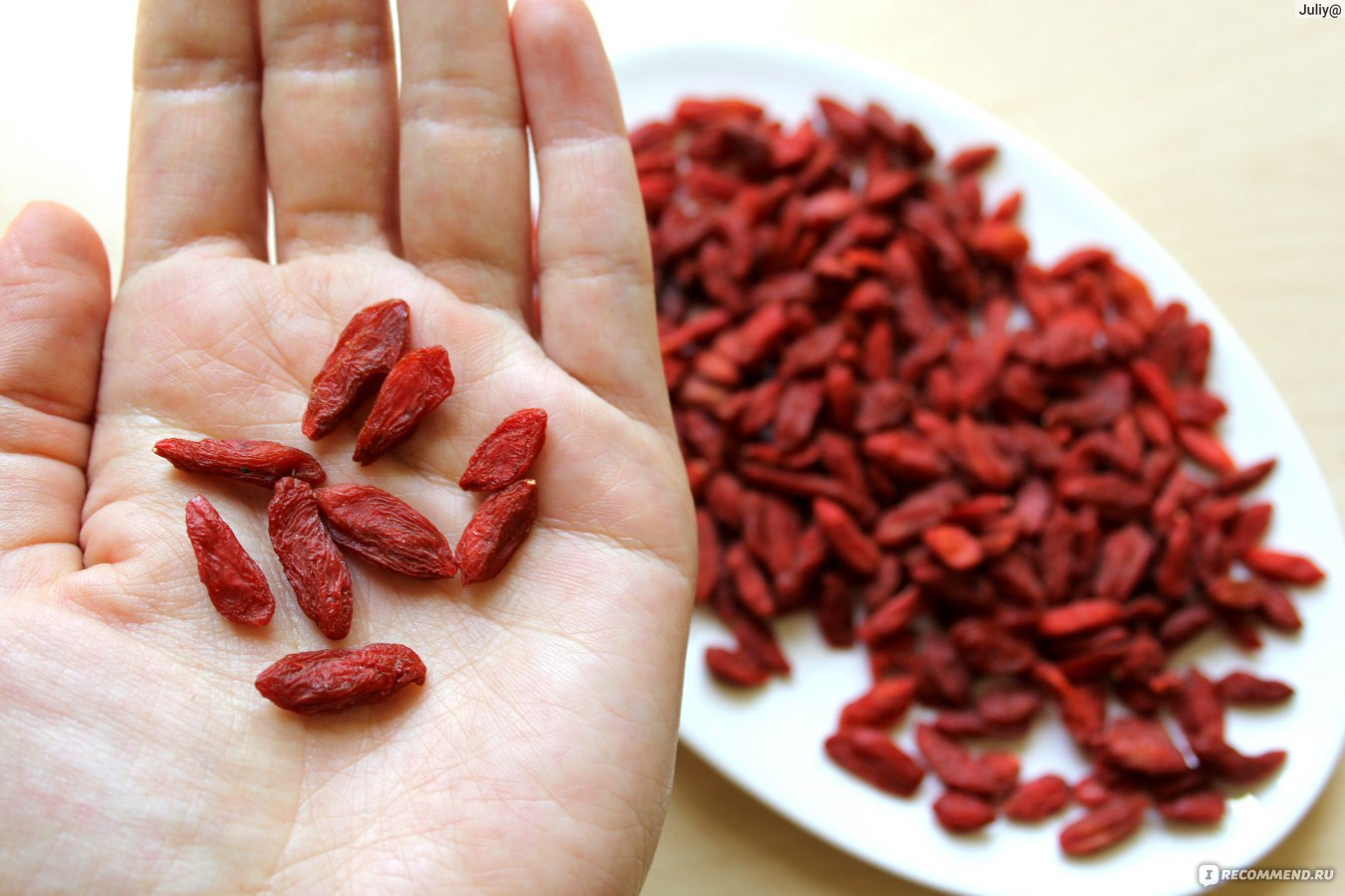 как принимать ягоды годжи для похудения и сколько раз в день отзывы