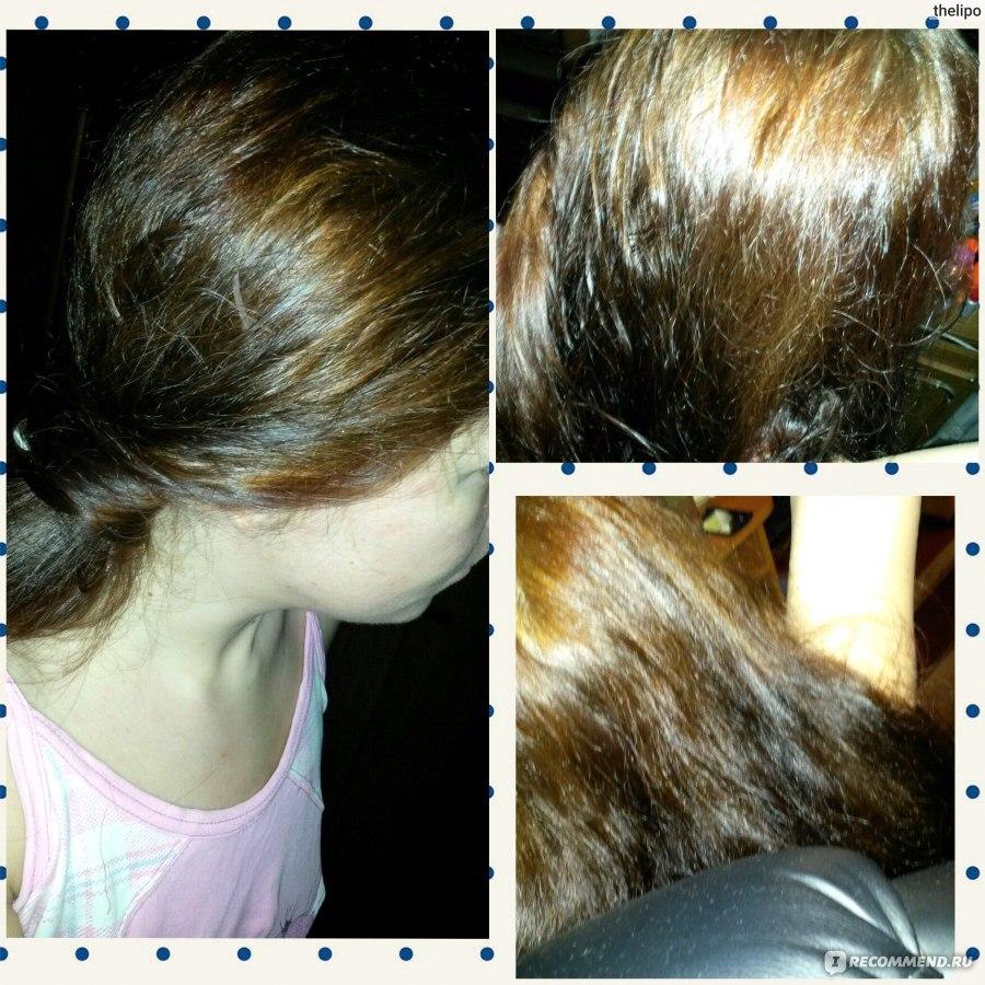 Осветляем темные волосы в домашних условиях 502