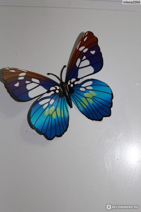 Бабочки декор алиэкспресс