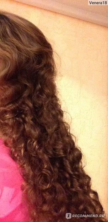 Как уложить кудрявые волосы правильно после мытья