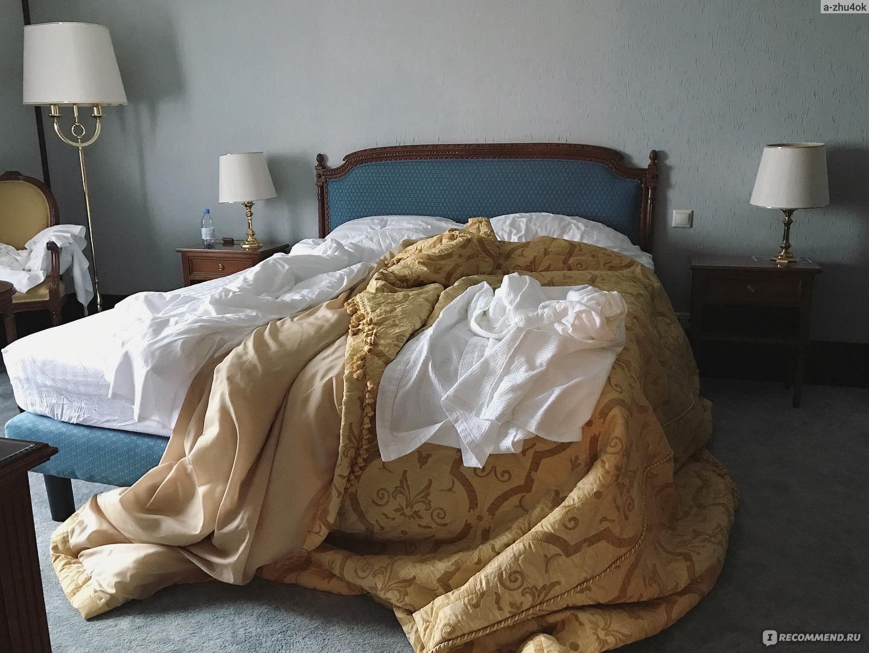 Номер спальня