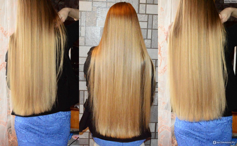 Процедуры для волос уплотнения