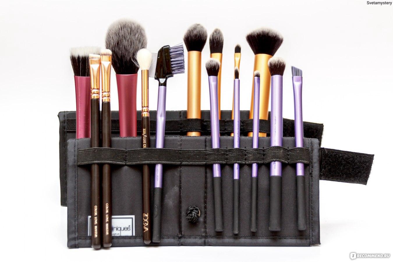 Кисти для макияжа нужны ли они