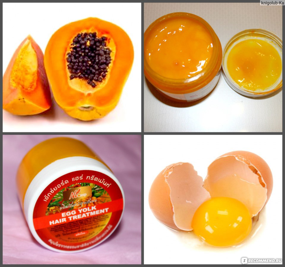 В каком фрукте больше всего витамин для волос