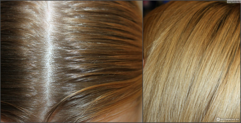 Осветление волос 3
