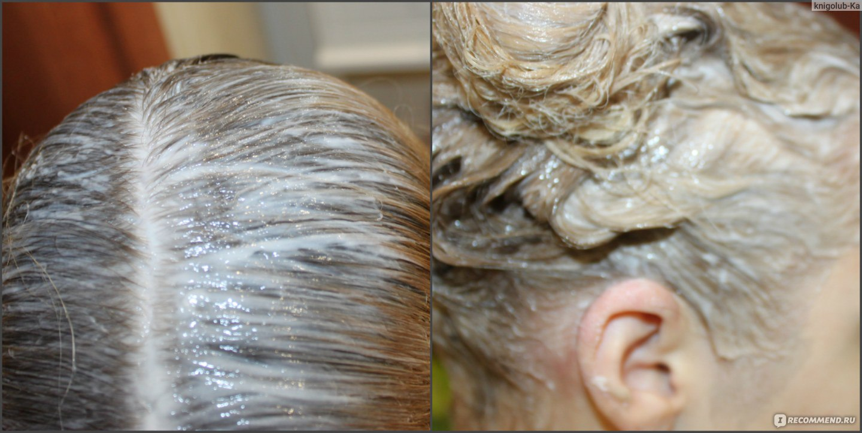 Как покрасит корни волос в домашних условиях 81