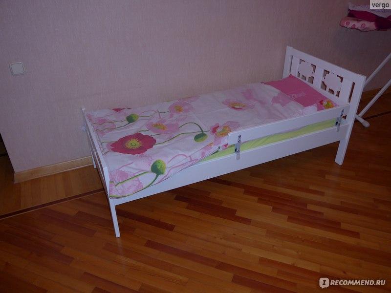 детская мебель Ikea каркас кровати криттер довольны все отзывы