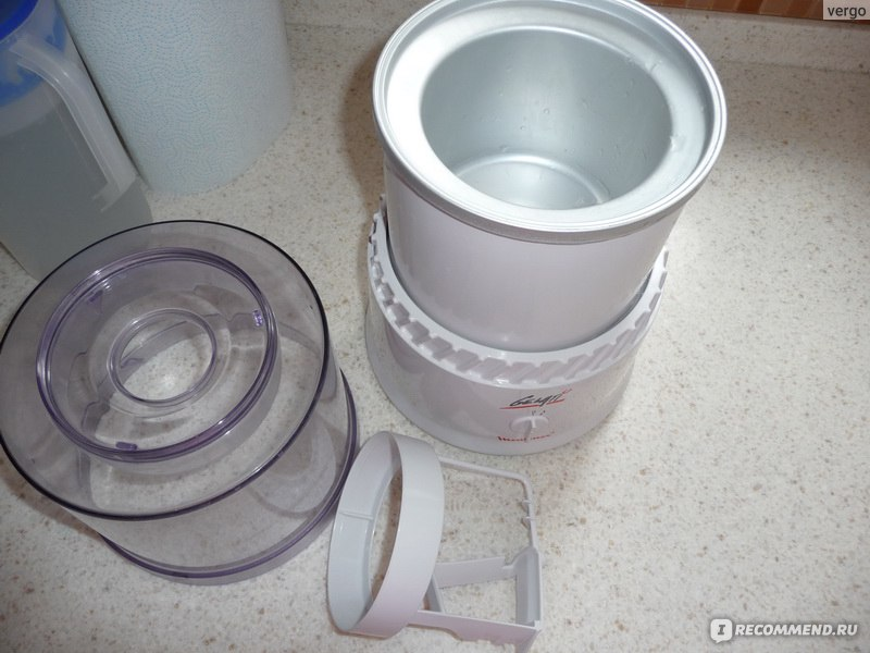Мороженица Мулинекс Инструкция - фото 2