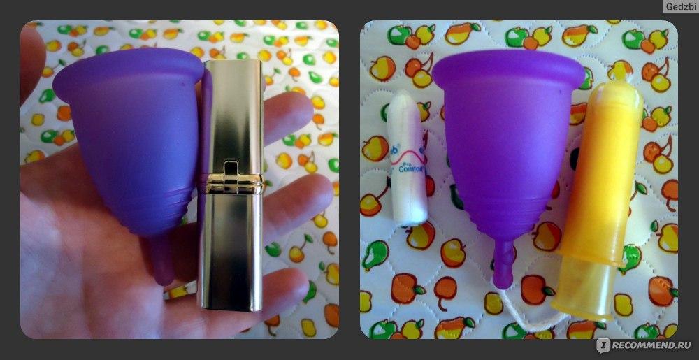 f97d6101bb6d Менструальные чаши MeLuna - «Это же, просто, ПРАЗДНИК какой-то ...