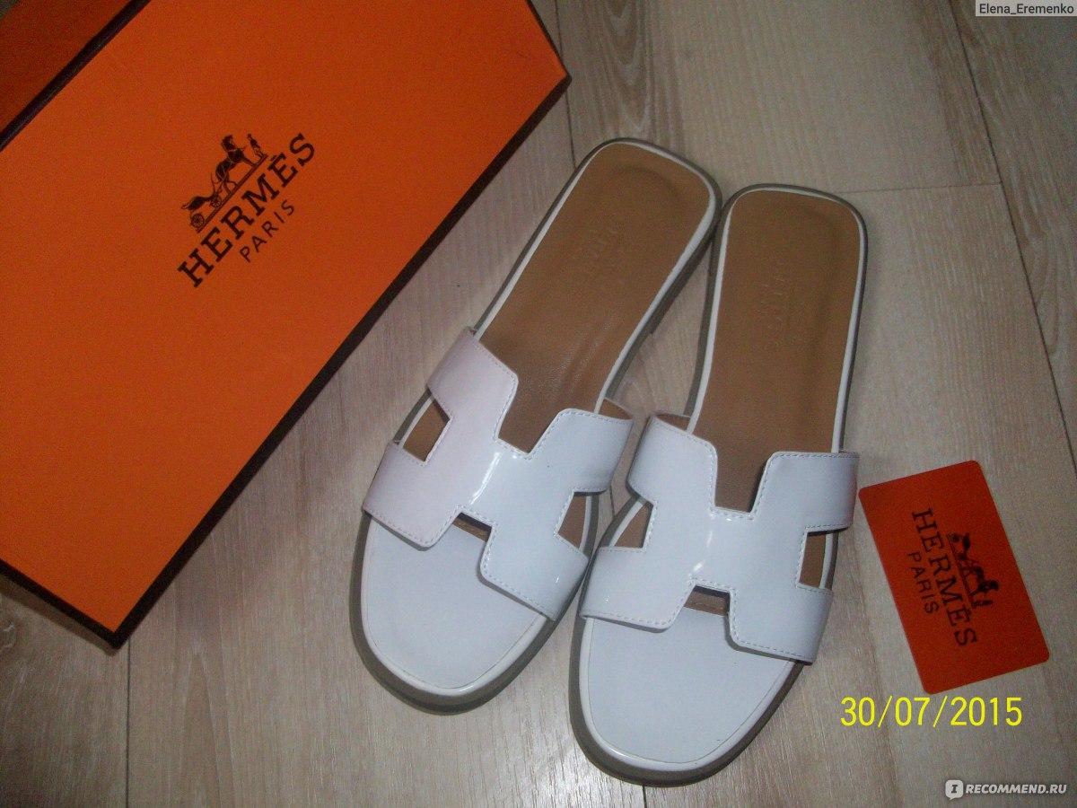 Сандалии AliExpress Brand Logo Genuine Soft Patent Leather Women Flats Beig  Sandals Loafers Slippers Shoes White 043c0609353