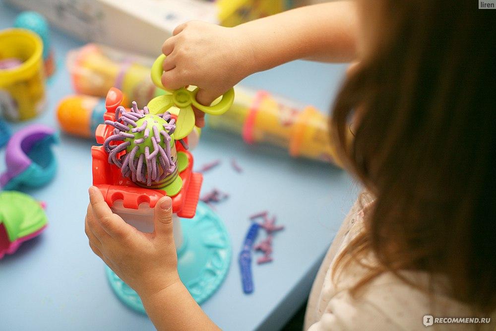 Как сделать блестящий пластилин Play Doh своими