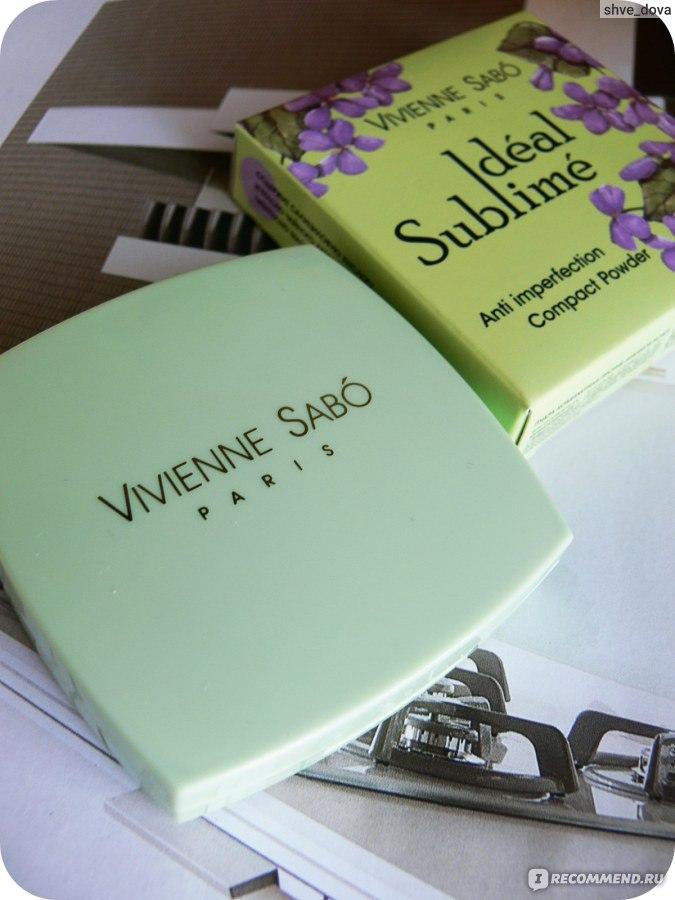 Отзывы о Пудра матирующая Vivienne Sabo Ideal Sublime