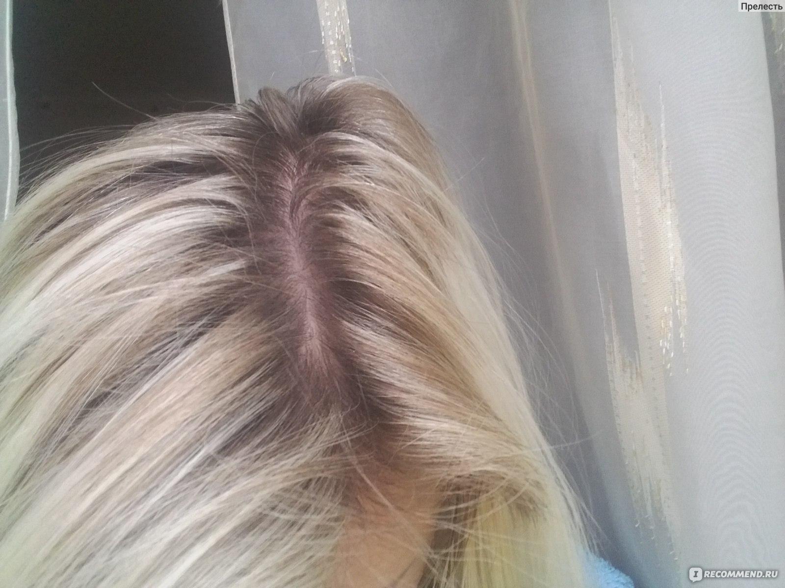 Волосы расчесала