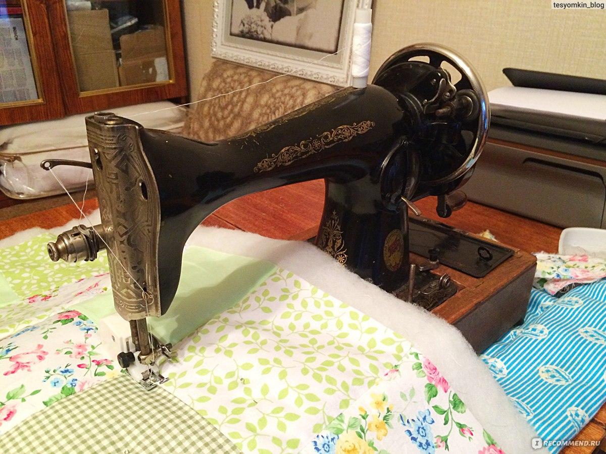 Во сне подарок швейная машинка