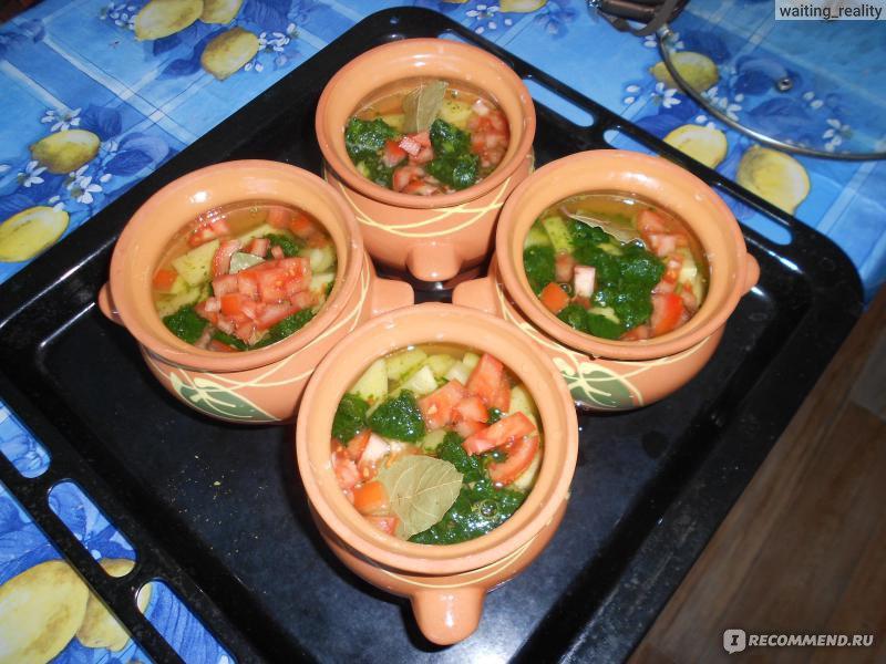 Правила приготовления блюд в горшочках - вкусные рецепты с фото