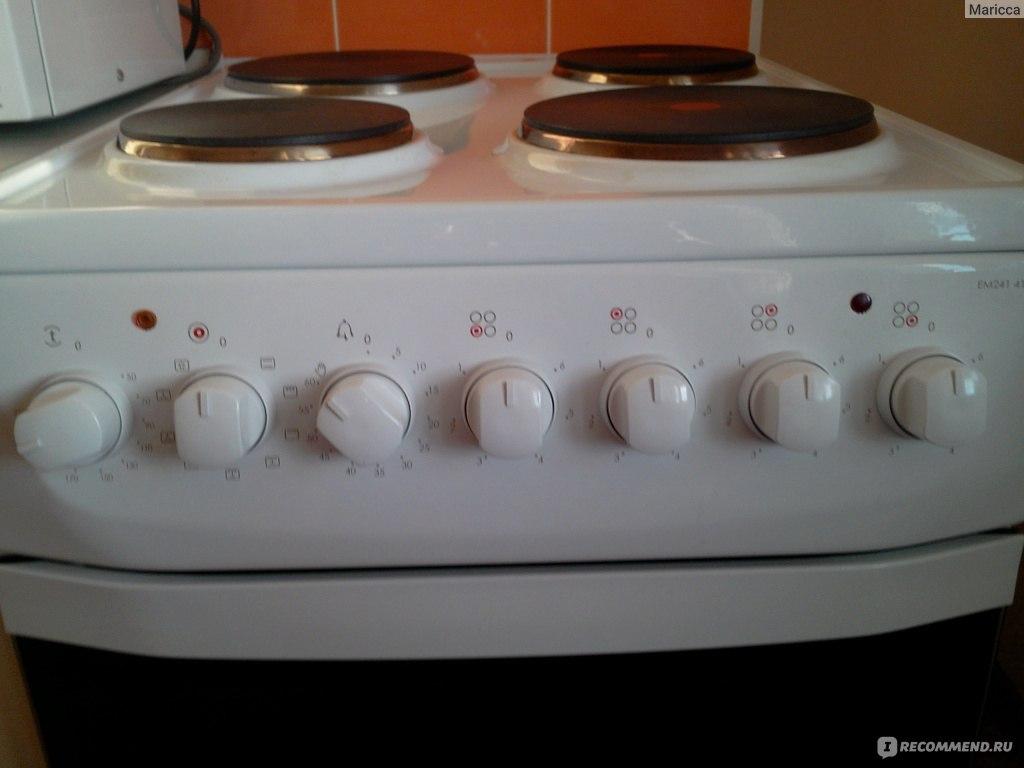 Электрическая плита Darina