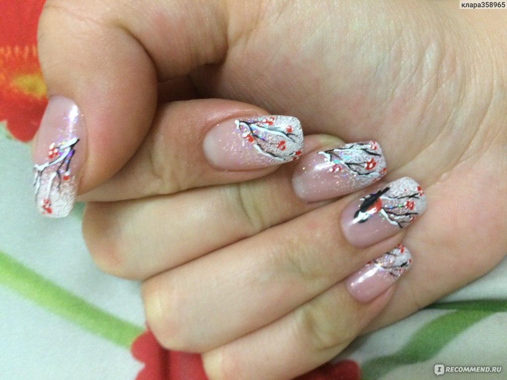 Лена ленина ногтей