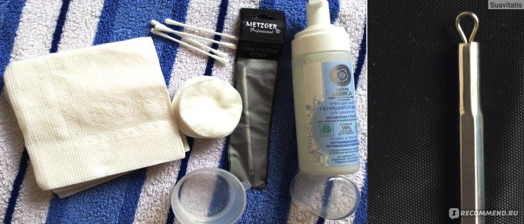 Приспособление для чистка лица в домашних условиях
