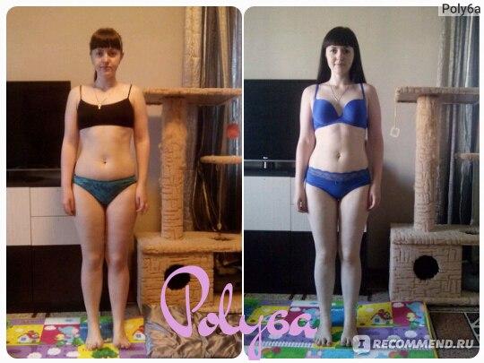 Похудение с кефиром и корицей отзывы фото до и после