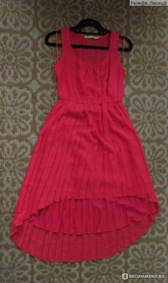 Платье в kari
