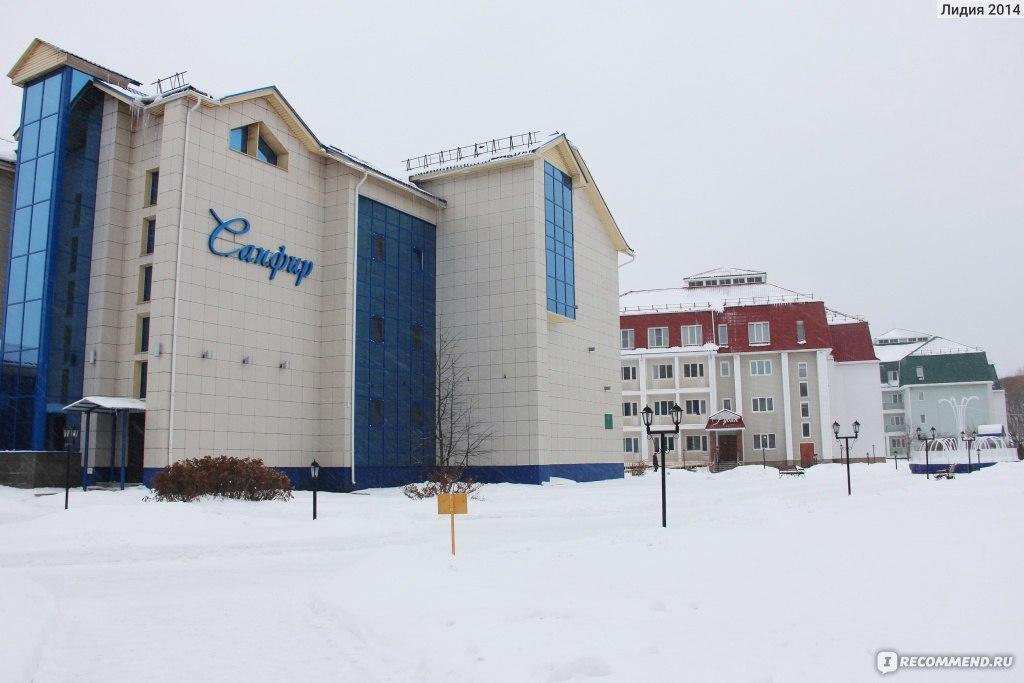 Курорт КЛЮЧИ, Россия, Пермский