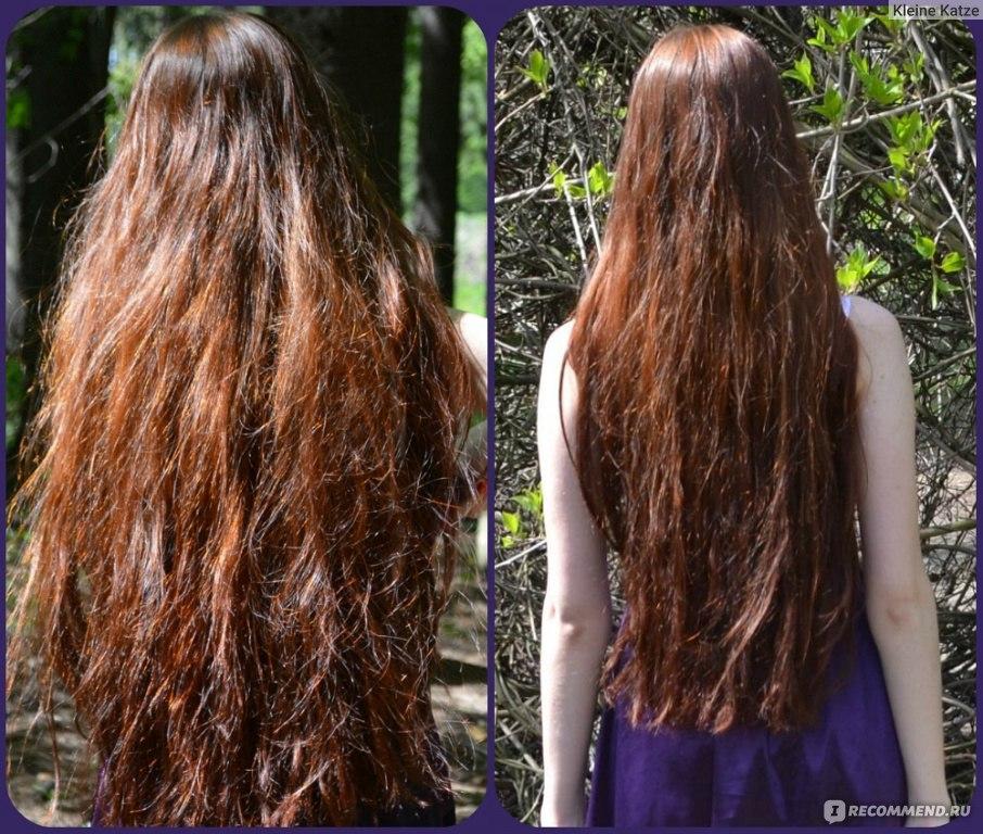 Как сделать чтобы волос не пушился в домашних условиях