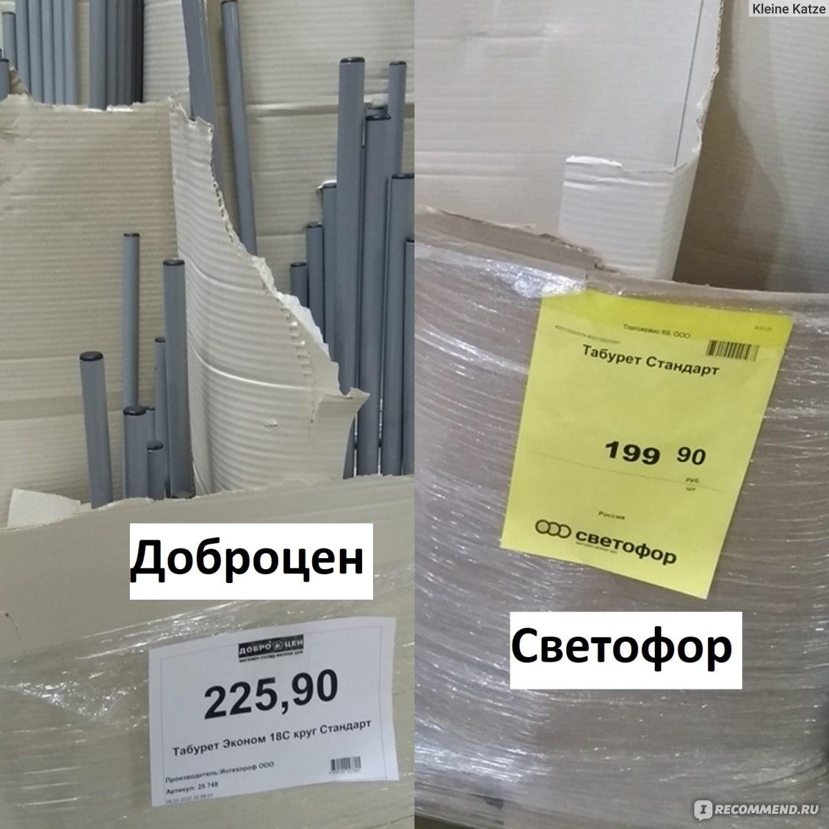 Обзор Товаров В Магазине Доброцен