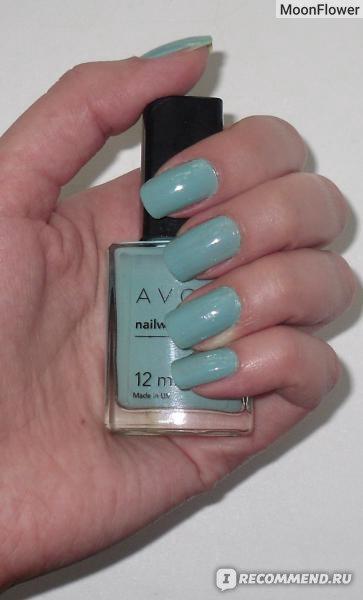 Лак для ногтей avon эксперт цвета