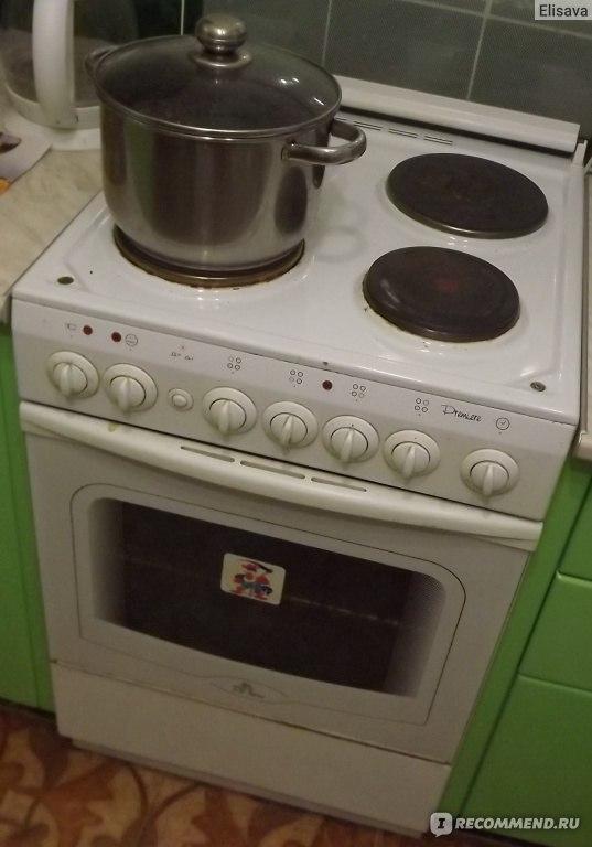 Плиты de luxe и инструкция