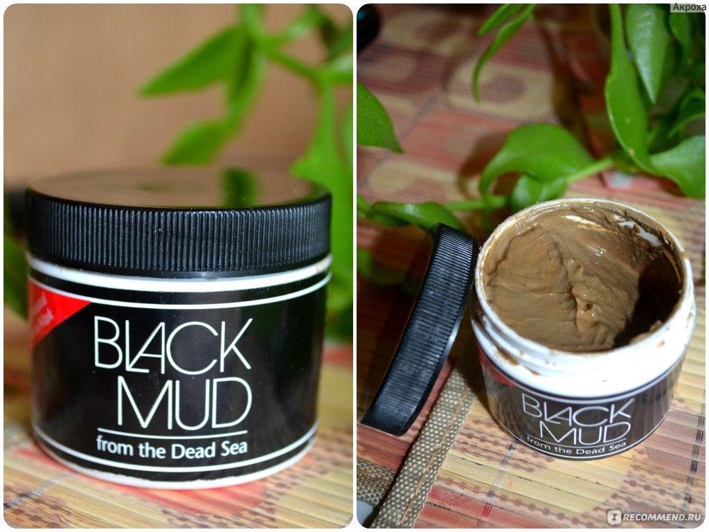 Маски с чёрной глиной в домашних условиях